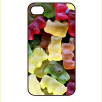 iPhone Case / iPhone Cover 4 or 4s Gummy Bears by TecStyle