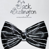 NEW RELEASE SPECIAL - Jack Skellington Hair Bow