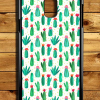 Cactus Cute Collage Samsung Galaxy Note 3 Case
