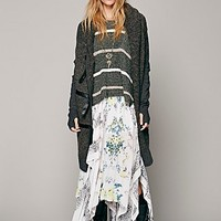 Free People Womens Day Tripper Convertible Maxi -