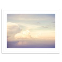 Minted for west elm - Flying with Clouds