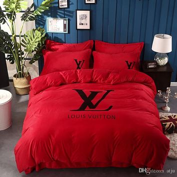 High Quality Bedding Set Reactive Printing