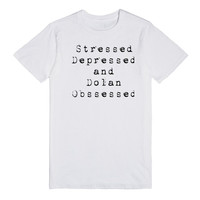 Stressed, Depressed and Dolan Obssessed