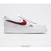 Nike Air Force 1 Low x Dior  Bags Discount Women's Men's 2020 New Fashion Casual Shoes Sneaker Sport Running Shoes