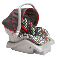 Cosco Light N Comfy DX (Rainbow Dots) IC207DCD