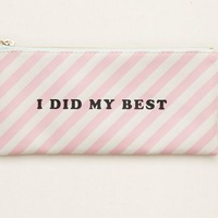 Aerie 's Ban.do Get It Together Pencil Pouch (Strawberry Ice)