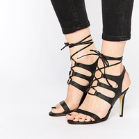 New Look Ghilly Heeled Sandal