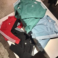 Adidas Leisure with warm cashmere hoodies