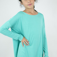 Piko Perfect Long Sleeve Top for Girls