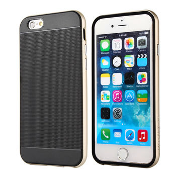 "Hybrid Cover Case For Iphone 6 4.7 inch Iphone6 Plus 5.5 "" Back Covers"