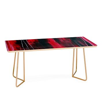Madart Inc. Perceived Beauty Vividness Coffee Table