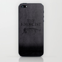 The Exorcist (1973) iPhone & iPod Skin by OurbrokenHouse