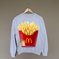 French Fries - White