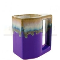 OR1P4 - Padilla Stoneware - Single 12oz Mug - Original - Purple