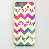 RAINBOW LEOPARD CHEVRON - for iphone iPhone & iPod Case by Simone Morana Cyla