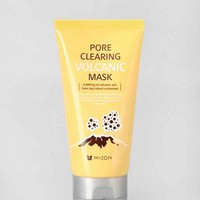Mizon Pore Clearing Volcanic Mask - Black One