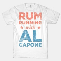 Rum Running with Al Capone   HUMAN