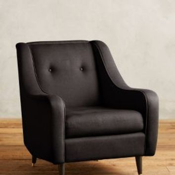 Linen Adrie Chair by Anthropologie