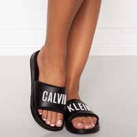 Calvin Klein Black Sandals Slipper