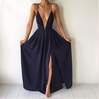 Evening Maxi Gown