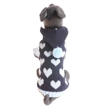 Pet's Accessory Winter Christmas Sweater Pet's Apparel  [8872716102]