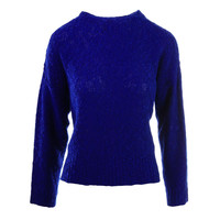 Alythea Womens Knit Crewneck Pullover Sweater