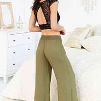 Out From Under Pasadena Wide-Leg Pant-