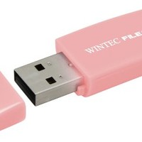Filemate 3FMSP03U2PK-16G-R Wintec Contour 16GB USB Flash Drive - Pink