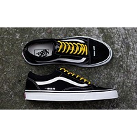 Couti¡§| X Vans One World Old Skool Skateboarding Shoes 35 44
