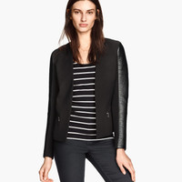 H&M Fitted Jacket $39.95