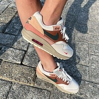 Nike Air Max 1 Amsterdam ¡°City Pack¡± low-top sports running shoes