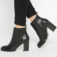 ASOS EVERMORE Ankle Boots