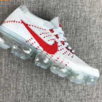 NIKE AIR MAX WHITE RED SHOES FOR GIRLS AND BOYS