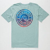 QUIKSILVER Spiral Mens T-Shirt | Graphic Tees 2 for $30