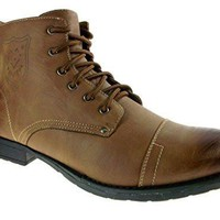 Men's 537 Ankle High Lace Up Military Combat Boots