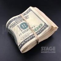 $10,000 Blank Filler 2000s Style Aged Fat Band