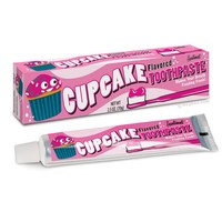 Cupcake Toothpaste - Whimsical & Unique Gift Ideas for the Coolest Gift Givers
