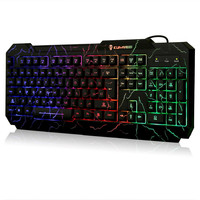 New Backlight Wired LED Backlit Gaming Keyboard Computer Gaming Keyboard for PC Notebook Laptop