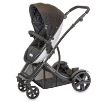 guzzie+Guss Connec+™ +4 Stroller in Black