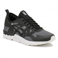 ASICS Womens Black Carbon Gel-Lyte V NS Trainers