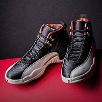 Air Jordan 12 ¡°Chinese New Year¡± AJ12s CNY Men Sneakers