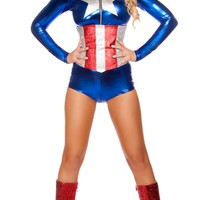 All American Temptress Costume