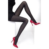 Savinia Patterned Tights