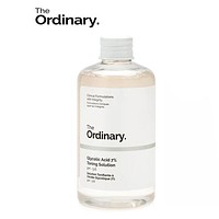The Ordinary Glycolic Acid 7% Toning Solution 240ml pH -3.6