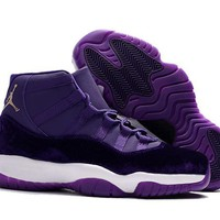 Air Jordan 11 Retro Aj11 Velvet Heiress Purple Sneaker Shoes Us7 13 | Best Deal Online