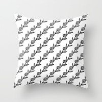 Simple Simon ....Met a pieman??? Throw Pillow by RokinRonda | Society6