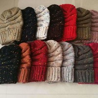 Winter CC Knit Outdoors Hats [11889637391]
