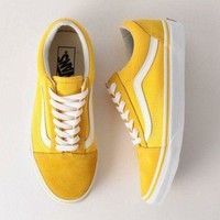 Vans Classics Old Skool Canvas Sneakers Sport Shoes Tagre™