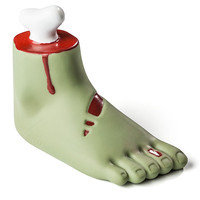 Zombie Foot Dog Toy