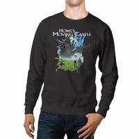 Howl's Moving Castle Anime Unisex Sweaters - 54R Sweater